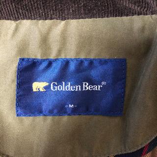 golden bear  ジャンバー