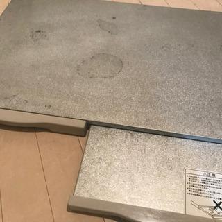 《譲ります!》イワタニ レンジテーブル
