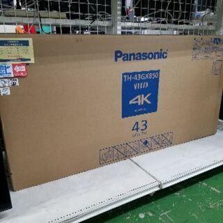 未使用 パナソニック 4K液晶テレビ【トレファク草加店】