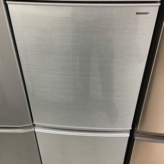 【送料無料・設置無料サービス有り】冷蔵庫 2018年製 SHAR...