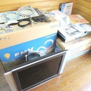 富士通 デスクトップPC - パソコン