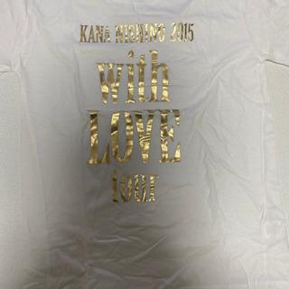 西野カナLive Tシャツ 2015年