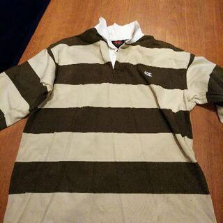 Canterbury  の長袖ラガーシャツです。