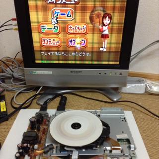【動作する…】playstation 本体の内側のみ