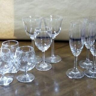 グラス 9個