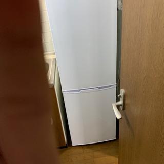 ノンフロン冷蔵庫☆アイリスオーヤマ☆162L
