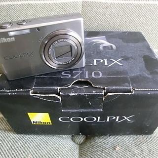 Nikon s710 COOLPIX 大幅値下げです。