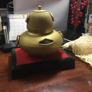 24KGP 茶釜