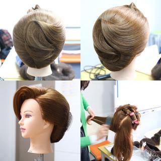 和髪セミナー