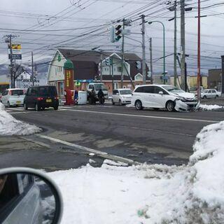 車の事故、修理