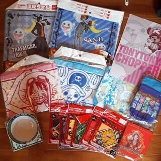 アニメ ワンピース ノベルティ 非売品 グッズ