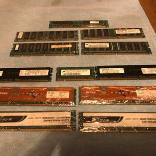 DDR3(1GB) 4枚
