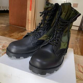 ミリタリー ブーツ USMC タクティカルブーツ オリーブドラブ...