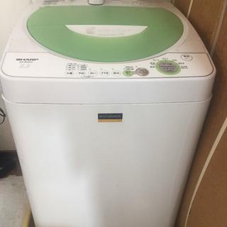 洗濯機5.5kg 2006年式