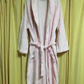 MARTEX  ピンクのバスローブ♪