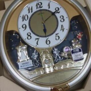 新品未使用 セイコー掛け時計
