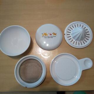 プーさんの離乳食調理器セット(赤ちゃん本舗)