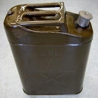 ガソリン携行缶(20L)中古品