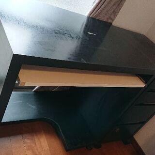 引取に来てくれる方 IKEA パソコンデスク