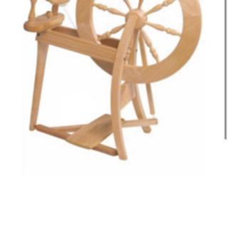 新品未使用⭐︎アシュフォード社の糸車