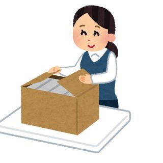 野菜の選別箱詰め業務 (11月~短期)