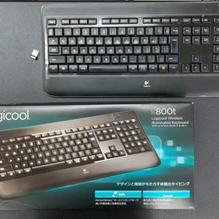 【終了1日延長‼︎】名機Logicool k800t !! ワイ...