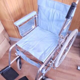 車椅子 折り畳み式 介護 介助 福祉