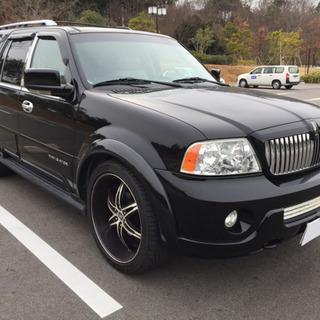2003年式 リンカーンナビゲーター 1ナンバー トラック・福祉...