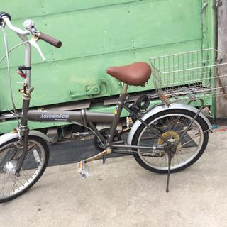 NO.s 20インチ折りたたみ自転車