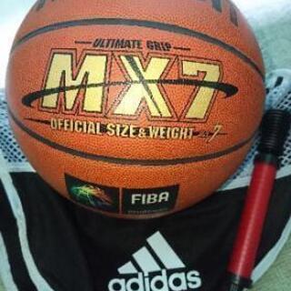 バスケットボール molten 公式サイズ7号 ボールケース 空...