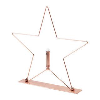 IKEA STRALA スター/星 ライト