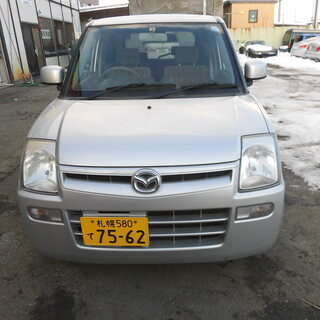新春!大特価!H21年式 キャロルX 4WD !!