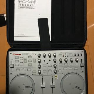 VESTAX VCI100 PCDJ DJコントローラー