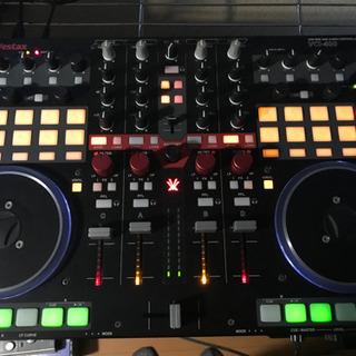 VESTAX VCI400 PCDJ DJコントローラー