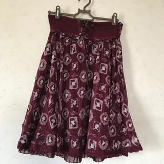 axesfemmeのスカート(アリスコラボ)