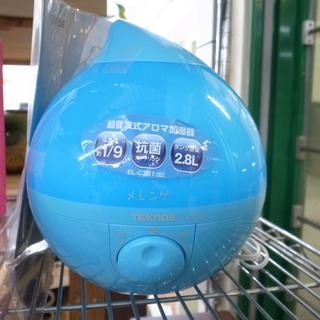 テクノス アロマ加湿器 EL-C301 2017年製【モノ市場東浦店】