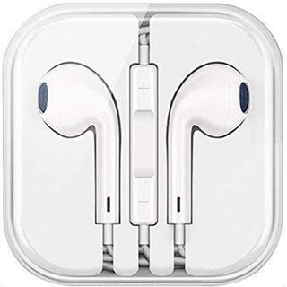 iPhone イヤホン 新品(iPhone・iPod・Andro...