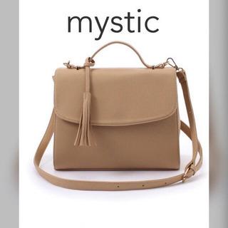 【値下げ中】mystic フラップバッグ ショルダー