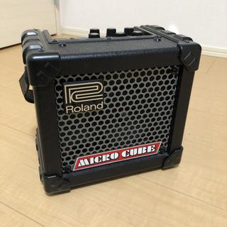 ギターアンプ Roland Micro cube