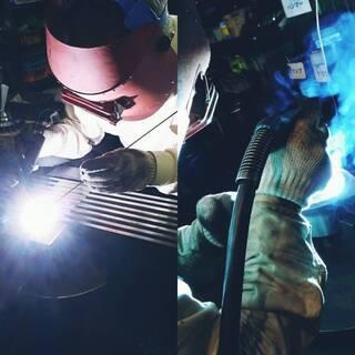 溶接工、機械工を募集