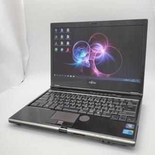 富士通 Corei3 メモリ2GB HDD250GB ノートパソコン
