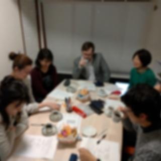 中級に挑戦!英会話グループレッスン - 広島市