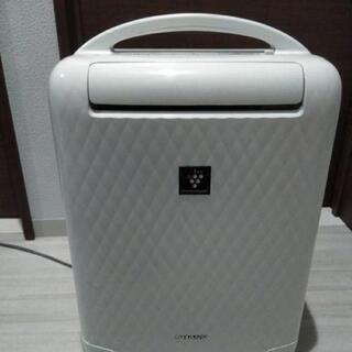 シャープ 除湿衣料乾燥機 プラズマクラスター