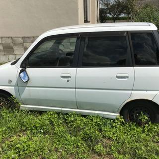 プレオ 4WD スーパーチャージャー  部品取車 - スバル