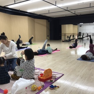 【1月25日(土)スターツおおたかの森ホールにて子連れOK!ヨガ...