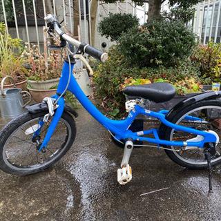子供用自転車 16インチ あさひにて2年前購入