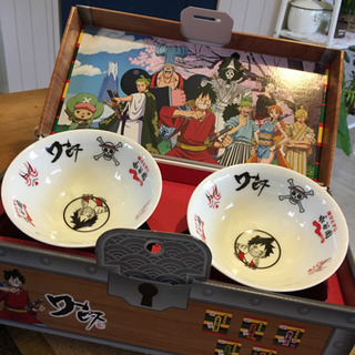 永谷園ワンピース茶碗