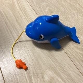 クジラ イルカ お風呂 プール おもちゃ