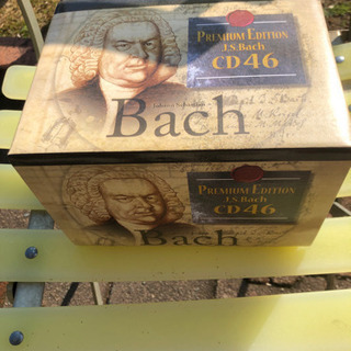 PREMIUM EDITION J.S.BACH CD46