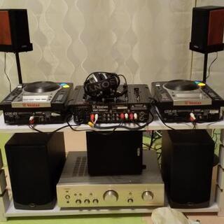 【値下】DJセット一式